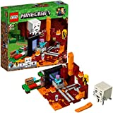 LEGO Minecraft The Nether Portal 21143 Playset Toy