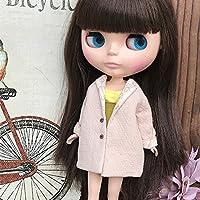 (ドーリア)Dollia ブライス 1/6ドール用 アウトフィット ベージュ ジャケット コート 服 ネオブライス ドール 人形