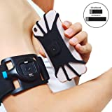 SPORTLINK Universal Running Armband Sports Wristband Phone Holder with Easy Mount for iPhone 12, 11, 11 Pro, 11 Pro Max, X, X