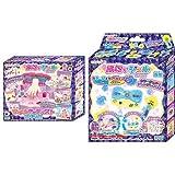 キラデコアート ぷにジェル ネイルアーティストスタジオ PG-09 別売りジェルセット(カラージェル ブルー/イエロー)