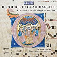 Guardiagrele: the Chorals of M