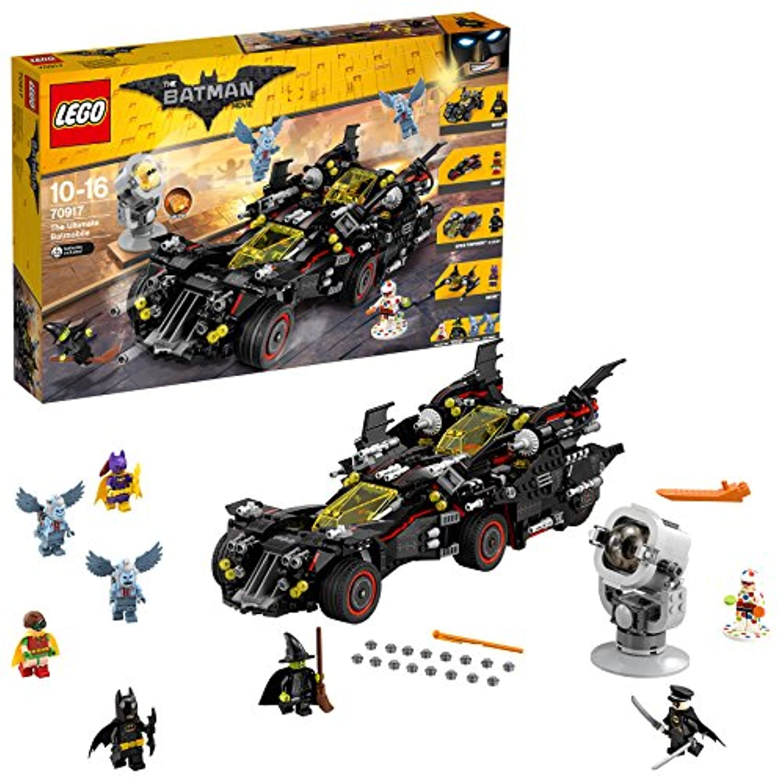 レゴ(LEGO)バットマン アルティメット?バットモービル 70917