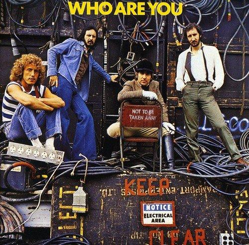 アルバム・レビュー THE WHO『Who Are You』