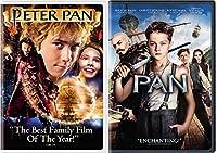 Pan + Peter Pan 2004 (Widescreen Edition) DVD Fantasy Bundle Movie Set