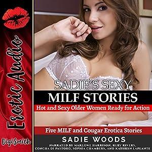 Cougar milf stories