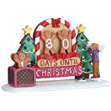 Lemax Exclusive Signature Collection Gingerbread Countdown Table Accent