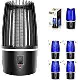 MCBU Bug Zapper, Mosquito Killer Electric Lamp Insect Repellent USB Rechargeable, Indoor Outdoor Pest Control Trap Portable Z