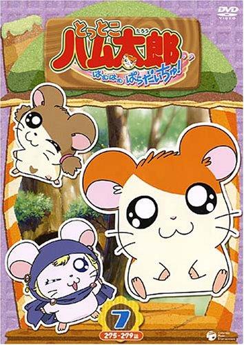 とっとこハム太郎 第4シリーズ  とっとこハム太郎 はむはむぱらだいちゅ  7  DVD