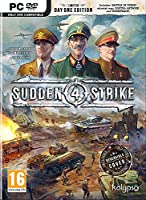 Sudden Strike 4 LIMITED Day One Edition (PC DVD) (輸入版)