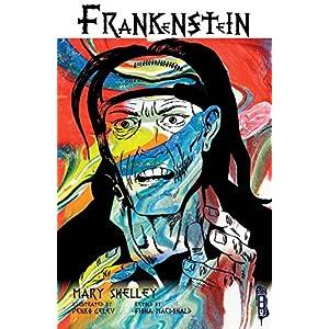 Frankenstein (Classic Graphic Fiction)