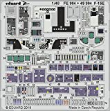 エデュアルド 1/48 F-15E 内装エッチングパーツ (グレートウォール用) プラモデル用パーツ EDU49964