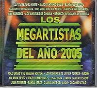 Megartistas Del Ano 2005