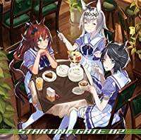 ゲーム『ウマ娘 プリティーダービー』STARTING GATE 02