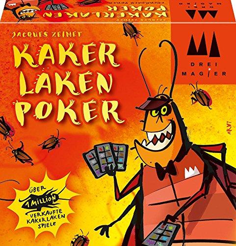 ごきぶりポーカー (Kakerlakenpoker) カードゲームの詳細を見る