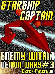 Starship Captain: Enemy Within (The Demon Wars Book 3) (English Edition)