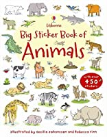 Big Sticker Book of Animals (First Sticker Books) by Jessica Greenwell(2011-09-01)