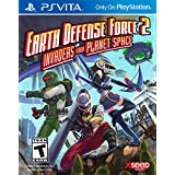 Earth Defense Force 2 Invaders from Planet Space (輸入版:北米) - PSVita