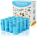 240 Biodegradable Dog Poop Bags, Dog Waste Bags Eco-Friendly Poop Bags, Premium Thickness & Leak Proof,Supports Rescues,15 Do