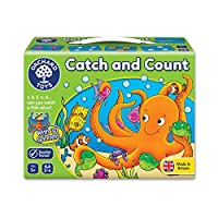 Catch & Count Board Game