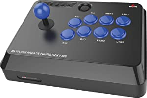Mayflash ジョイスティック F300 PS4/PS3/XBOX ONE/XBOX 360/PC/Android/Nintendo Switch/Neogeo mini対応 [日本正規品]