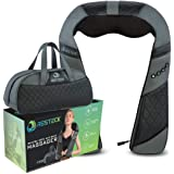 Massagers for Neck and Back with Heat - Deep Tissue 3D Kneading Pillow, Electric Shiatsu Back Neck and Shoulder Massage, Shou