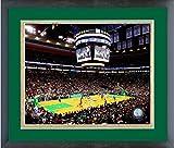 TD Garden Boston Celtics NBAスタジアム写真(サイズ: 26.5?CM x 30.5?CM )フレーム