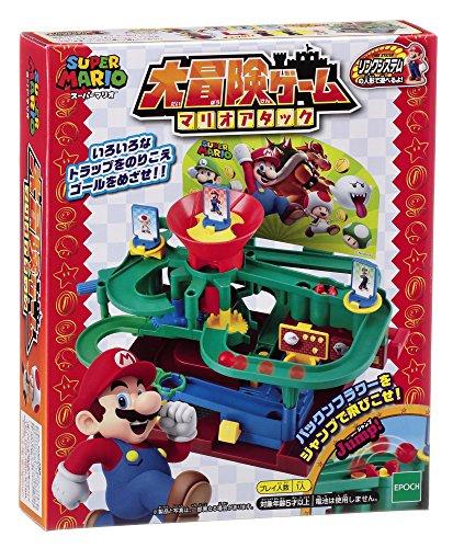 スーパーマリオ 大冒険ゲーム マリオアタック
