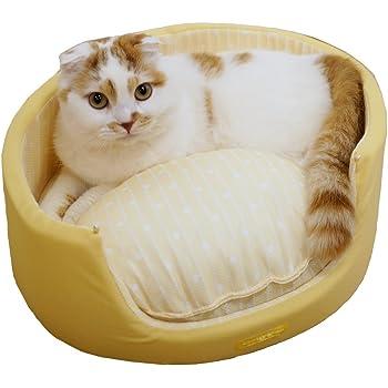 キャティーマン (CattyMan) ひやりんタッチ ラウンドベッド 抗菌・防臭+
