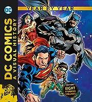 DC Comics: A Visual History 8 Volume Set