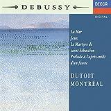 ドビュッシー:交響詩《海》、バレエ《遊戯》、牧神の午後への前奏曲、他