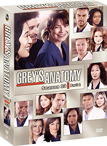 グレイズ・アナトミー シーズン10 コレクターズ BOX Part1 [DVD]の詳細を見る