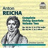 アントン・ライヒャ:弦楽四重奏曲全集 第2集(Antoine Reicha : Complete String Quartets volume 2 )
