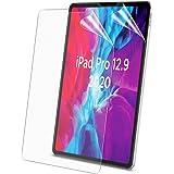 ESR iPad Pro 12.9 フィルム (2020/2018)用ペーパーライク液晶保護フィルム [Apple Pencil対応] [紙に描くような感覚] iPad Pro 11インチ2020用アンチグレアマット仕上げPETフィルム (ガラス製ではありません) 2枚入り