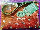 2PM テギョン 韓国公式 OKCAT ポーチ オクキャット茶