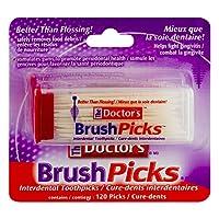 The Doctor's Brushpicks 120個(4パック) 4パック