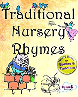 Traditional Nursery Rhymes by [Publishing, Duvet]