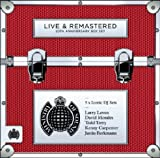 LIVE & REMASTERED - 20th ANIVERSARY BOXSET (直輸入盤・帯ライナー付)