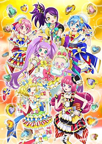 【Amazon.co.jp限定】プリパラ Season3 theater.13(場面写真缶バッジ75mm) [DVD]