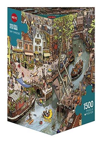HEYE Puzzle ヘイパズル 29793 Gobel/Knorr : Say Cheese! (1500 ピース)