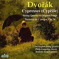 Dvorak: Terzetto im C major, Op. 74