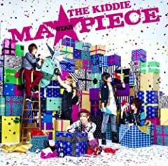 mr.FIREBIRD♪THE KIDDIEのCDジャケット