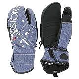 SESSIONS(SESSIONS) セッションズ スノーボード ウインターグローブ メンズ 70012 スノボグローブ ミトングローブ (インディゴブルー/L/Men's)