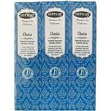 お香 アロマインセンス Nitiraj(ニティラジ)Oasis(オアシス) 3箱セット(30本/1箱10本入り)天然素材使用