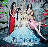 All of You♪AldiousのCDジャケット