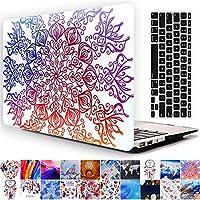 """AY0114 MacBook ケース + キーボードカバー  2016 Ver 13"""" Pro (A1706/A1708) VA0057-2016 13 Pro-Paper cutting"""