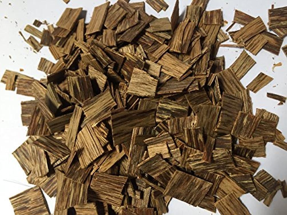 思春期ジョージハンブリーコミットoudwoodvietnam. Com元Natural Wild Agarwood OudチップGrade A + | 30グラムお香アロマ