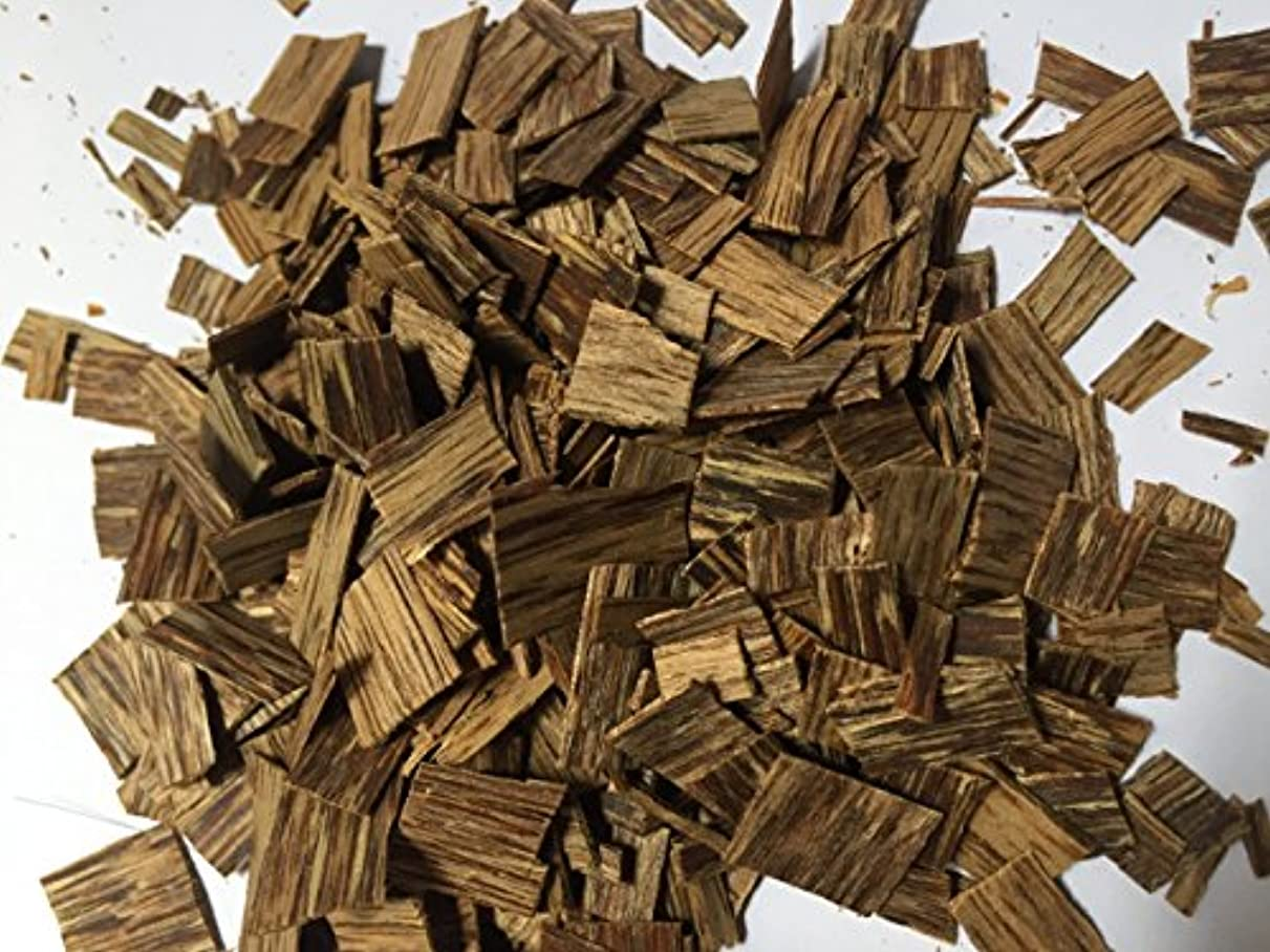 聖歌クレデンシャルコンチネンタルoudwoodvietnam. Com元Natural Wild Agarwood OudチップGrade A + | 30グラムお香アロマ