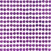 Wrapables 468-Piece Adhesive Rhinestone Crystal Diamond Sticker, 4mm, Purple [並行輸入品]