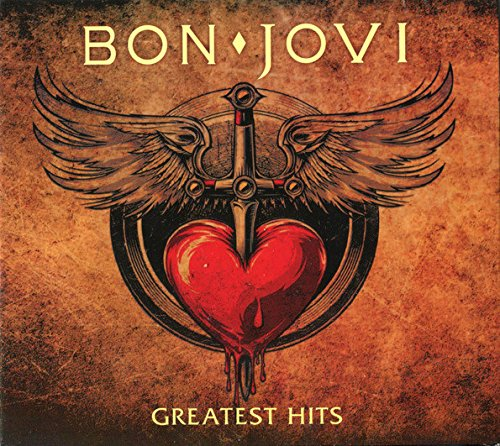Bon Jovi Greatest Hits 2016 Edition [2 CD][Digipak][Import] Rock Pop