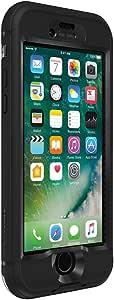 LIFEPROOF iPhone7ケース NUUDシリーズ Black 防水 防塵 防雪 耐衝撃ミルスペック 端末補償【日本正規代理店品】